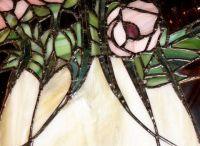 Tiffany and stained glass windows / Tiffany és ólomüveg ablakok