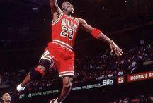 Michele Jordan / Basket