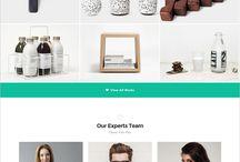 Wordpress Site themes Stuff