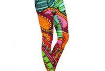 DiaNoche Designs Leggings