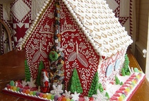 Gingerbread Houses / by Cynthia Soll