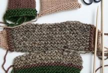 Children's knitting/crochet