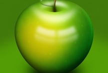 Green with Envy / by Sandra Joy