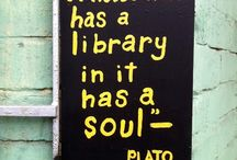 Books & Library Quotes / There is always something good (or clever or snarky or hilarious or wonderful) to say about books, libraries, and the people who love them.