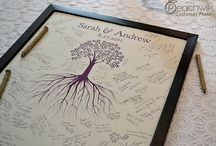 Wedding*: Extras (Favors, Guestbook, Activities) / by Lindsay Kacey