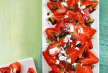 Salate / Vorspeise oder Hauptmahlzeit - hier gehts um Salate mit und ohne Fleisch!