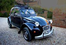 Deux Cheveaux / My favourite Car