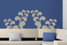 Wall Art / Wall decor, wall decals, accent walls and more...