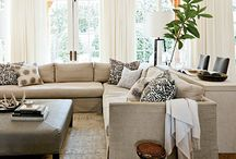 Living room / by Amy Arrington Truelove