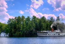 Lake Muskoka / Lake Muskoka is where Canadians and people from around the world go to get away from it all. As the crown jewel of Ontario's Muskoka Lakes region, Lake Muskoka is a natural place to invest in waterfront cottages.