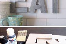 DIY decoración hogar