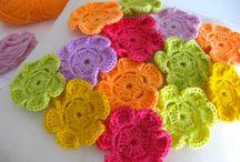 Crochet - Embellishments / by Stephanie Zanghi Mino