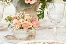 Set the Wedding Tables