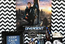 Divergent party / by Julie Kelley