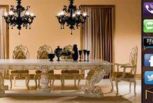 Toko Meja Kantor, Meja Rias, Meja Makan / www.tokomejakyu.com Pusat Penjualan Mebel Meja Jati Furniture Menyediakan Berbagai macam Meja seperti : Meja Makan, Meja Kantor, Meja Rias dengan Model Mewah, Minimalis dan Moderen.