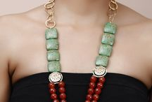 beed necklace