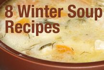 Baby It's Cold Outside / Recipes to keep you warm and your belly full during the winter season.