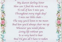 Remembering my Sisters.
