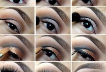 Stappen make-up
