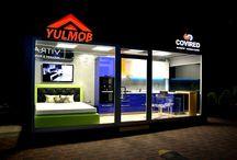 Showroom de Prezentare Mobil Yulmob