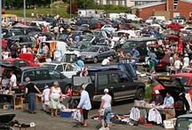 Flea Markets, Tag Sales, Estate Sales Rummage & Boot Sales STOP!!! / I have to stop Anywhere in the WORLD~@ Flea Markets, Tag Sales, Estate Sales, Rummage & Boot Sales STOP NOW!!! / by Jody Dreher MacDonald