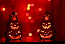 Halloween / All things spooky! Halloween craft tutorials and decorating ideas.