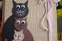 Cat cards
