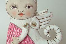 Primitive and Folk Art, Americana / by Melissa Phillips May