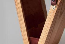 torebki drewniane