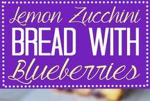 lemon zuccini bread