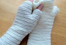 mitaine et autre tricots