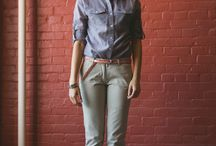 Fashion / by Jessie Thompson