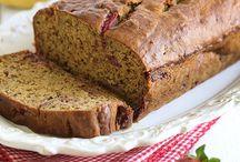 Baking-Sweet breads & loaves