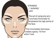 technique of make up