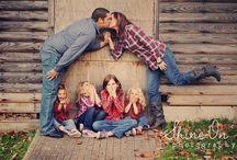 Family Photo Ideas / by Tara Olsen