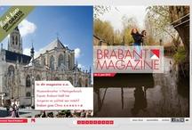 """Brabant Magazine #5 / In editie #5: Museumkwartier 's-Hertogenbosch opgeleverd, minder files door beter benutten asfalt, hoe moet je zakendoen in China, en """"Brabant hééft het"""", zeggen expats."""