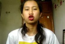 Lips sing dubsmash