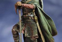 Anglo Saxon Warriors & Culture