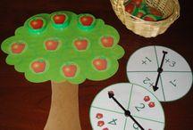 Jocs mates / Jocs i activitats per treballar la matemàtica