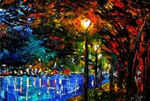 pintura paisajes