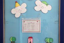 Vita da maestra / Sono una maestra della scuola dell'infanzia e la creativitá e i lavoretti fanno parte della mia vita!