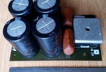 Power Supply 4 X 10.000uf 63v Mda3504