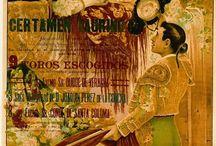 Cartéis   Carteles   Bullfight Posters