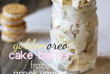 Ice Cream and Frozen Treats