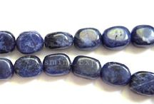 Sodalite Faceted Gemstone Beads