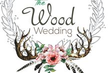 The Wood Wedding 2017 / Inspirational Ideas for 19 August 2017.