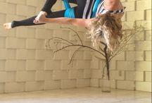 Aerial Inspiration (Hammocks, Silks & Hoop)