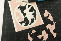 Paper cutting