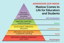 Understanding  the needs of students