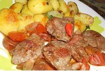mäso -recepty
